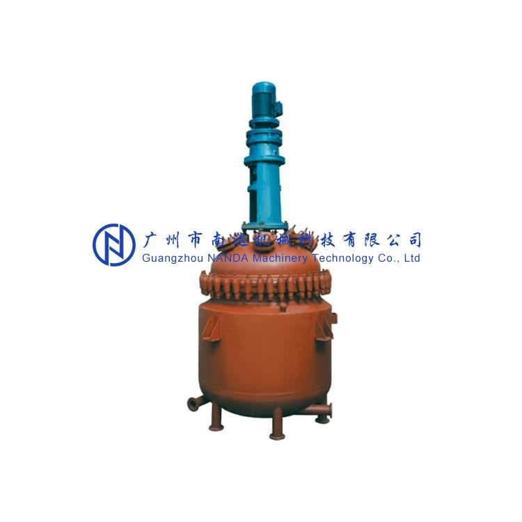 电加热搪瓷反应釜厂家
