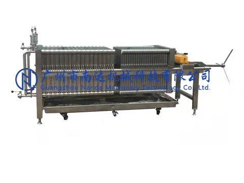 BASB600NN-2型系列 不锈钢板框过滤机