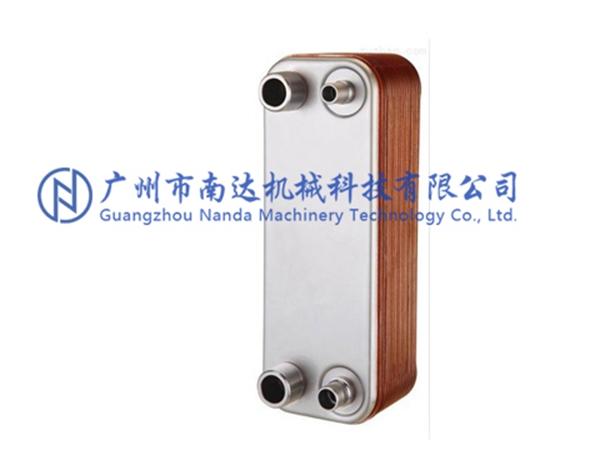 镶焊式板式换热器