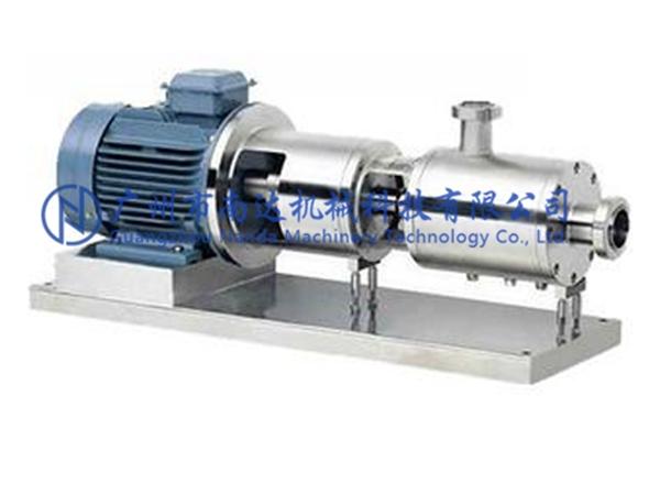 三级乳化泵