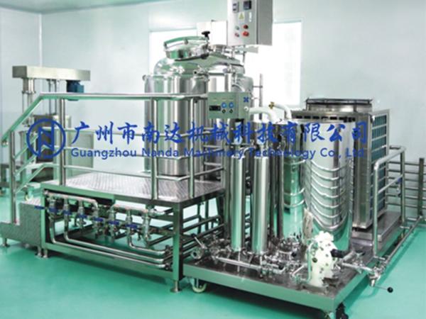 自动化香水冷冻机(一体机)