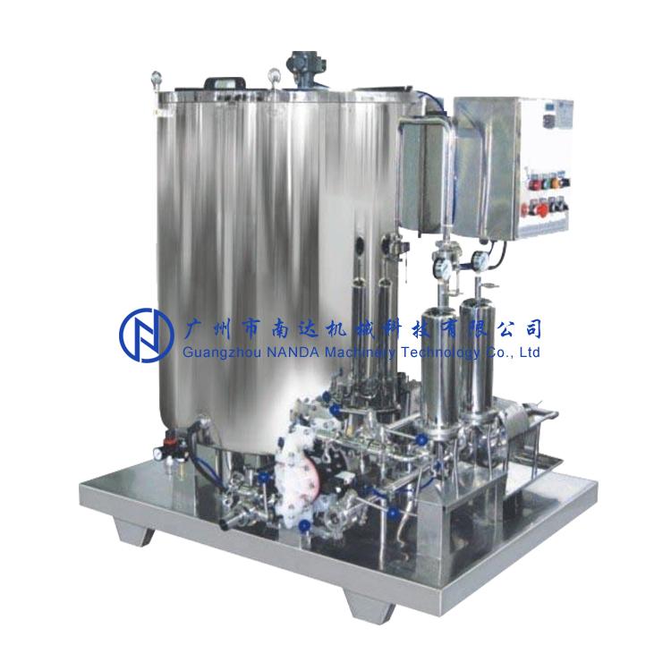 香水冷冻机(分体机)