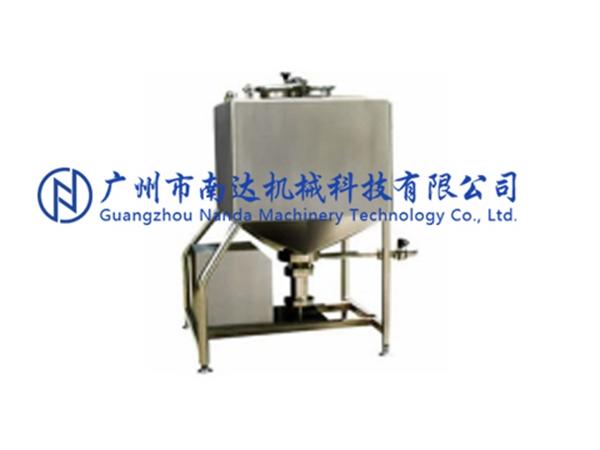 水粉乳化混合泵