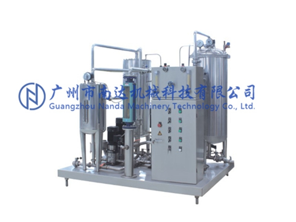 QHS型饮料混合机
