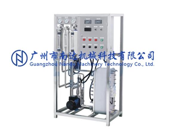 电渗析去离子装置