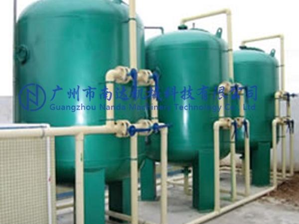 树脂吸附水处理设备